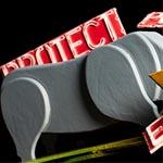 Detalle frontal de la pieza chocolatera de Sergi Vela