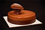 Tarta chocolate de Infusión Paraguay