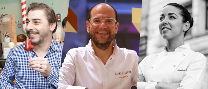 JOrdi Roca, Jordi Butrón y Joanna Artienda