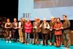 Entrega de los Premios Nacionales de la asociación JRE