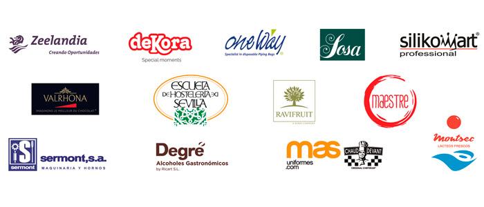 Patrocinadores del concurso Mejor Pasta de Té 2020