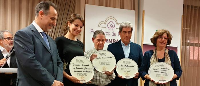 Premiados con el sello de calidad de ASEMPAS