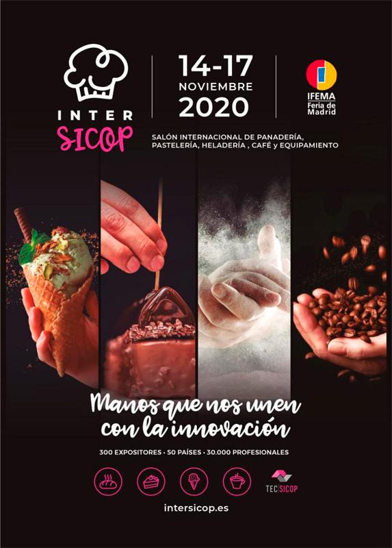 Cartel promocional de la próxima edición de Intersicop