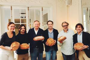 Jurado de el concurso el Mejor Pan de Madrid