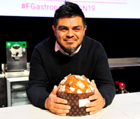Ton Cortés ganador de esta edición del Mejor Panettone Artesano de España