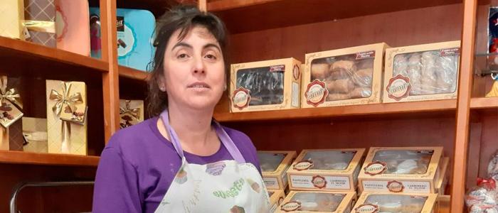 Rocio Gil nueva presidenta de la Asociación Provincial de Empresarios Pasteleros de Segovia
