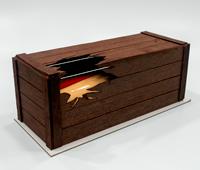 Tronco caja de José Manuel Marcos Candela