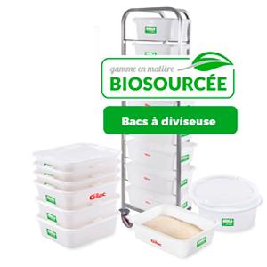 Gilac-recipiente de masa biológica