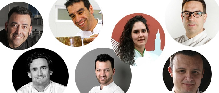 Los miembros del Jurado de la edición 2020 del Premio Dulcypas a la Mejor Pasta de Té de España