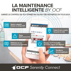 OCF-mantenimiento online de las vitrinas
