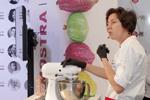 Stephanie Vastel abogó por una pastelería con productos de proximidad