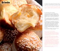 Página sobre el brioche en Sweet Devotion