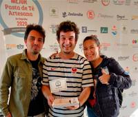 Pastelería Ramflor ganadora de La Rioja