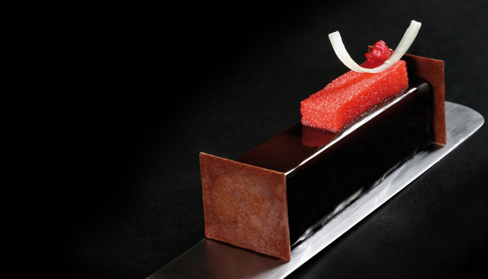 Tronco de chocolate de Jori Puigvert