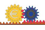 Engranaje parado diseño de mona de Enric Rovira