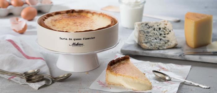 La tarta de queso Fismuler