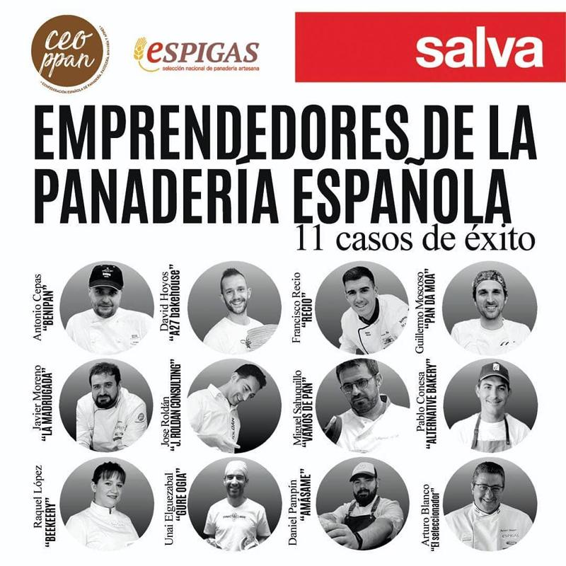 Cartel promocional del webinar organizxado por Salva Industrial y CEOPPAN