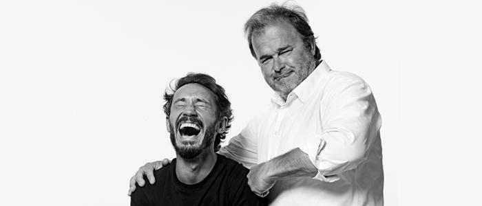 Cédric Grolet y Pierre Hermé