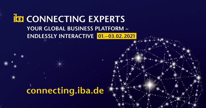 Cartel del evento IBA