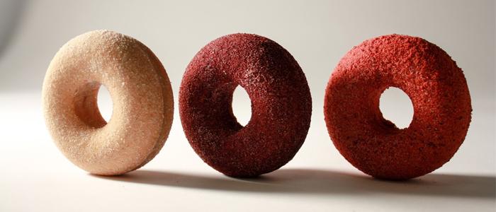 Cookies con ganache de donut de Francisco Migoya
