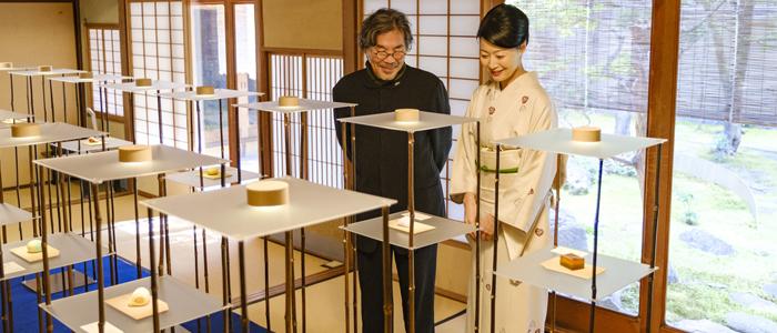 Museo de la pastelería kyogashi