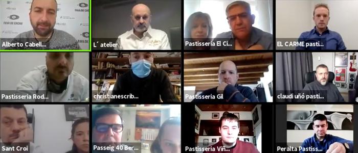 Ceremonia virtual de entrega de los premios Fava de Cacau