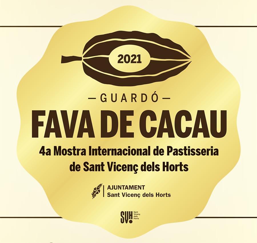 Distintivo Fava de Cacau 2021