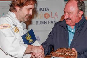 Omar Sánchez Miga de Oro de Asturias