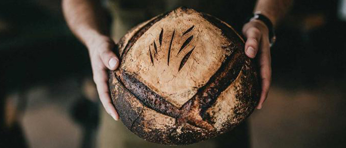 Muestra de pan