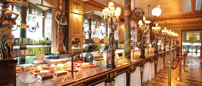 Interior de la Maison Laudrée