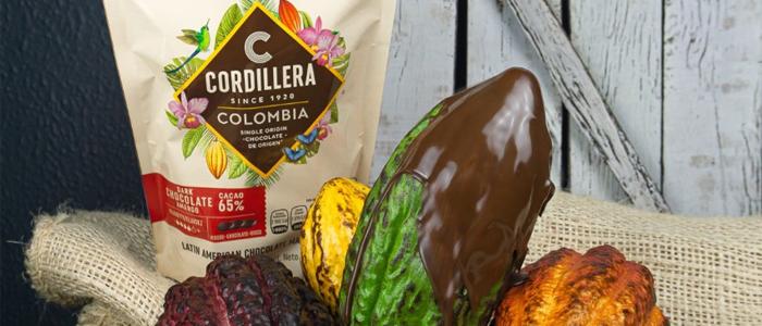 Paquete de Chocolates Cordillera