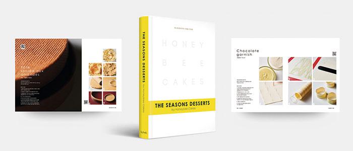 Portada de The season desserts