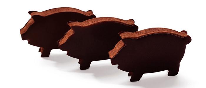 Chuches de jamón y cacao de Joanna Artieda