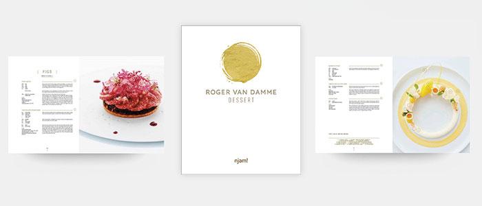 Portada de Dessert de Roger Van Damme