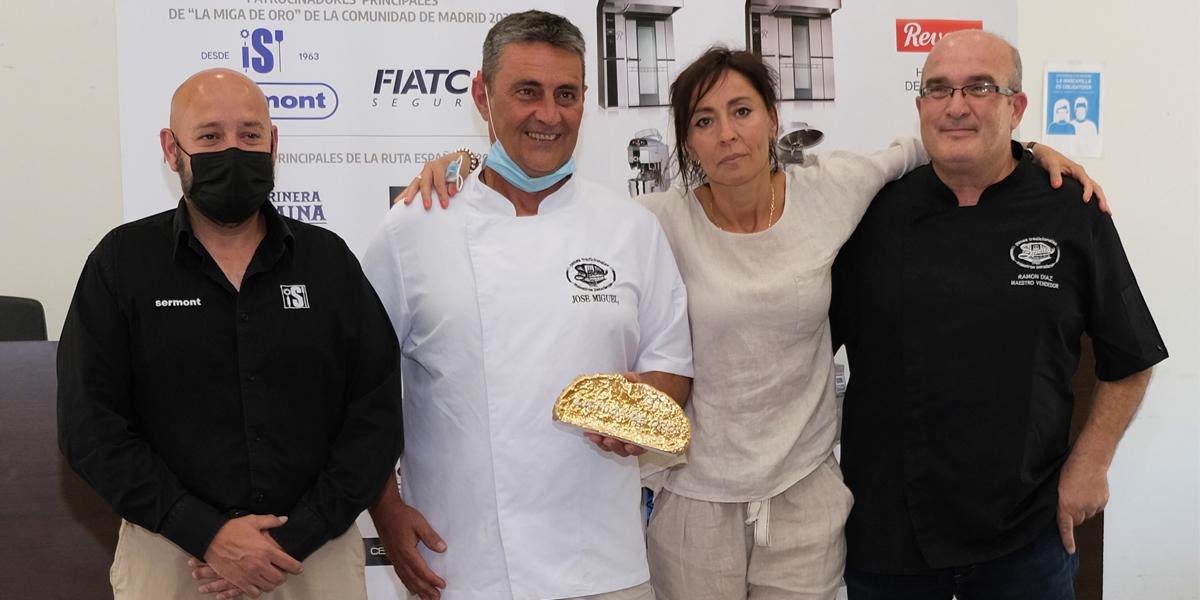 Ganador de la miga de oro de Madrid