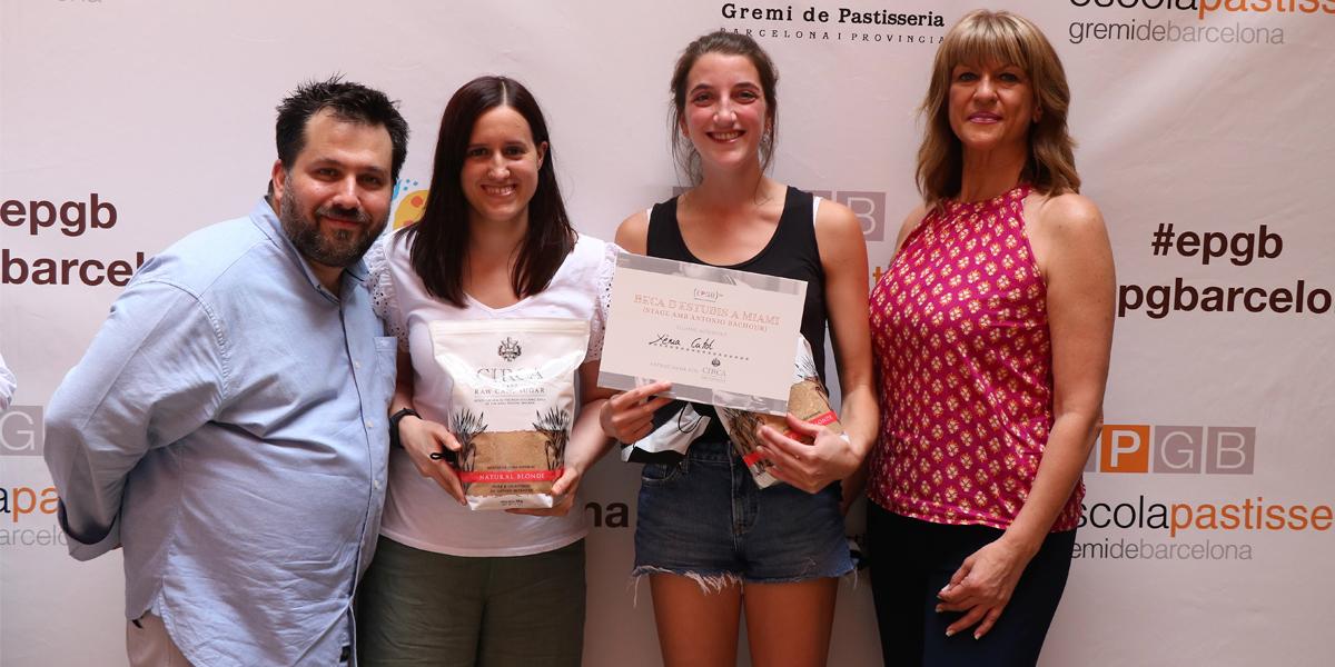 Entrega de premios a los estudinates del último curso de la EPGB