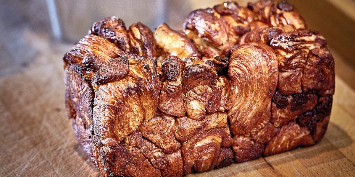 Monkey bread de Alberto Miragoli