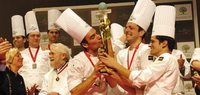 España gana la Copa del Mundo de pastelería