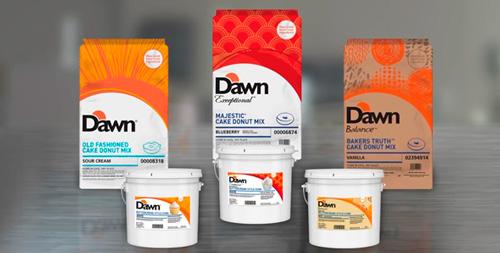 imagen de Dawn Foods renueva su packaging
