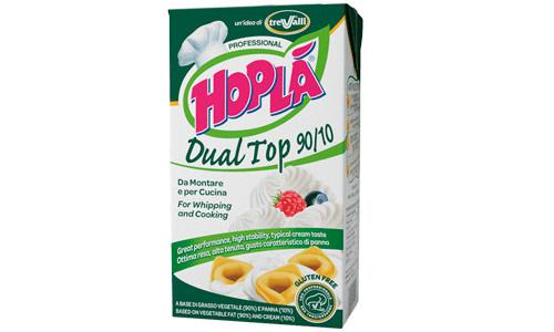 imagen de Mix vegetal Hoplà Dual Top 90/10