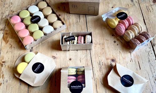 imagen de Gama de snacks dulces La Bakery