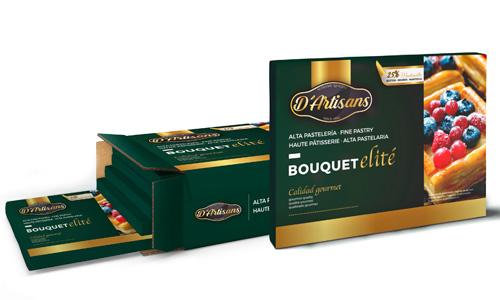 imagen de Margarina gourmet D'Artisans Bouquet Elité