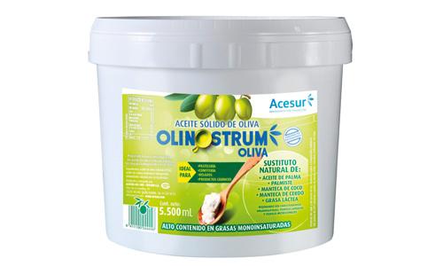imagen de Aceites sólidos de oliva y de girasol Olinostrum