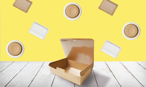 imagen de Packaging de un solo uso