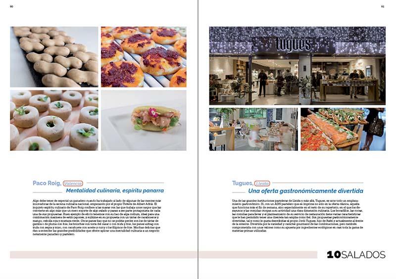 Mejores ofertas de pastelería salada por Dulcypas Book