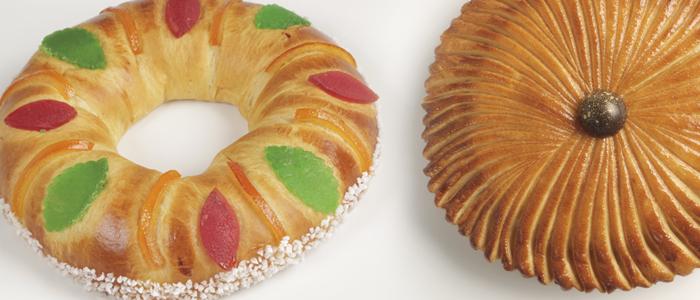 Roscones de Reyes de Yohan Ferrant
