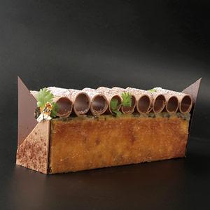 cake de cacahuete de Elena Adell