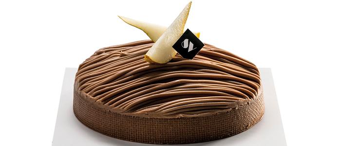 Tarta de pera de Sergi Vela