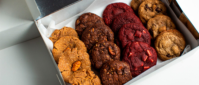 Wonder Cookies de Betina Montagne