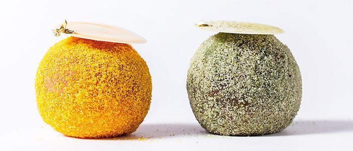 berlinas amarilla y verde de Alexis Garcia